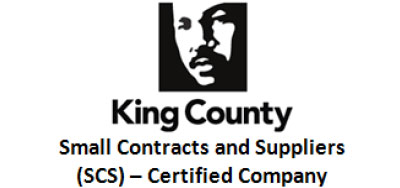 King County Small Contracts and Suppliers (SCS) - Certified Company